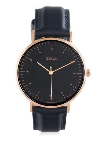 ZECA black 3007L.LBE.P.RG3 ZE074AC0UL24ID_1