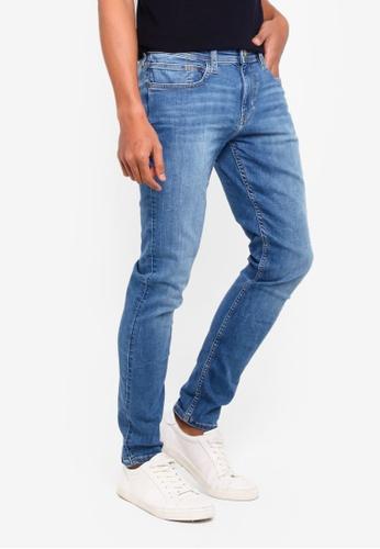an vorderster Front der Zeit heißer verkauf billig ziemlich billig Super Stretch Jeans With COOLMAX