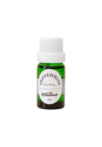 Wunderbath Peppermint Essential Oil WU584BE80JNBMY_1