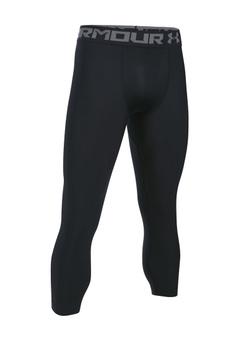 ce0845068a1a Under Armour UA HeatGear Armour 2.0 3 4 Leggings RM 185.00. Sizes S M L XL. Under  Armour black Sportstyle Logo Short ...