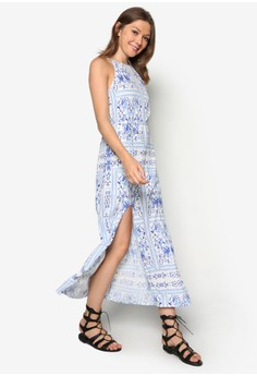 Harper Dress in Print