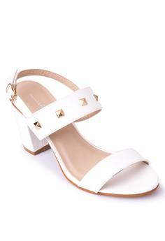 Flora Heeled Sandals