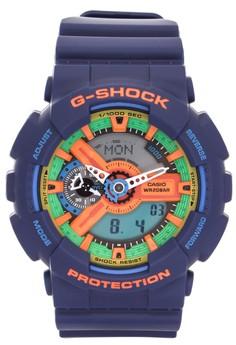 G-SHOCK_GA-110FC-2A Watch