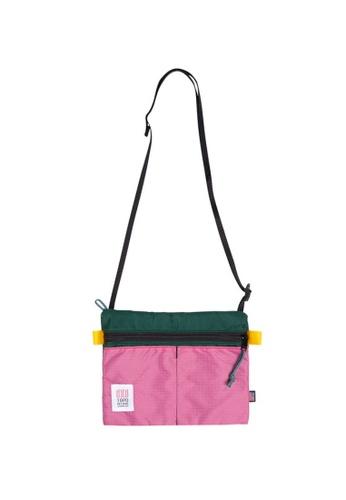 Topo Designs purple Topo Designs Accessory Shoulder Bag 24C11AC7977062GS_1