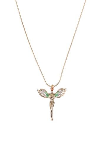 天使吊飾項鍊, 飾esprit outlet品配件, 飾品配件