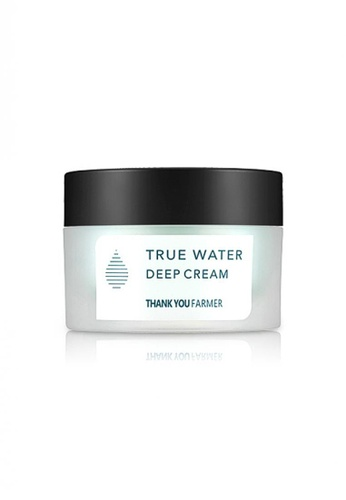 Thank You Farmer THANK YOU FARMER True Water Deep Cream 50ml TH577BE92MSHMY_1