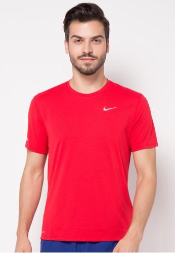 Men's Nike Dry Contour Running Top