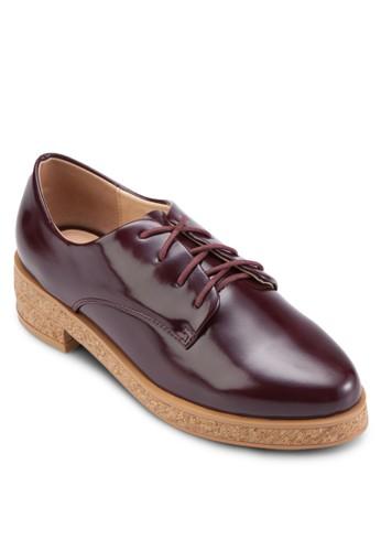 繫帶德比鞋、 女鞋、 牛津鞋 & 雕花牛津鞋ZALORA繫帶德比鞋最新折價