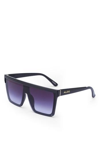 ALDO black Maronite Sunglasses E5D08GL6AC7B48GS_1
