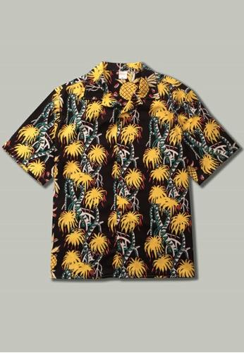 Twenty Eight Shoes Coconut Printed Aloha Shirt MD206032 BC282AAABE9CF9GS_1