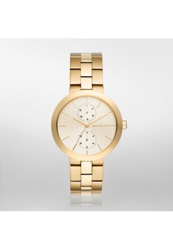 Garner都會時尚esprit官網腕錶 MK6408, 錶類, 時尚型