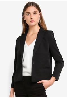 6b2a20d59d Vero Moda black Misa Short Blazer 310B9AAED3A5A2GS 1