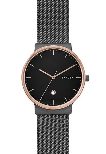 Skagen black Skagen Ancher Black Watch SKW6296 SK533AC0S0F6MY_1