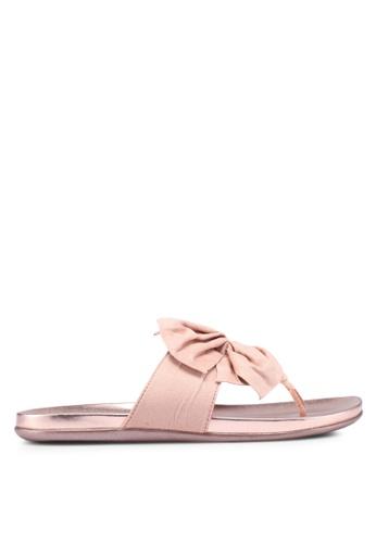 Kenneth Cole pink Slim Gal Sandals 2A7F8SH8982F2BGS_1
