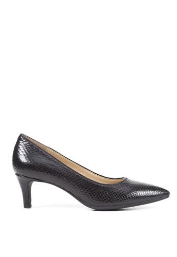 Geox black Forsythia Mid Heels A29EASH173599BGS_1