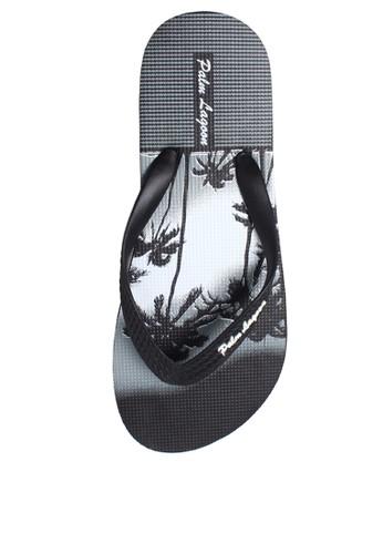 Palm Lagoon black Sandal & Flip Flop Palm Lagoon Photo Black 92337SHC54BE1CGS_1
