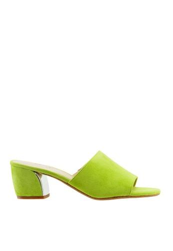 eq:iq green eqSARA Peep Toe Mules EQ351SH26XQVSG_1