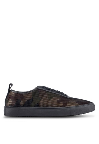 Kenneth Cole New York black and multi DESIGN 20287 - Lace Sneakers KE615SH0RMM5MY_1