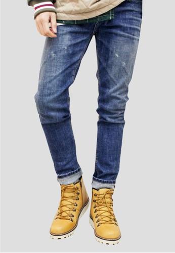 休閒水洗牛仔褲, 服飾, 直筒牛esprit outlet尖沙咀仔褲