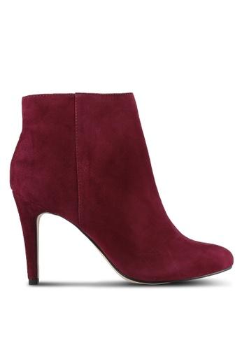 ALDO red Quezaire Boots AL087SH0S3ULMY_1