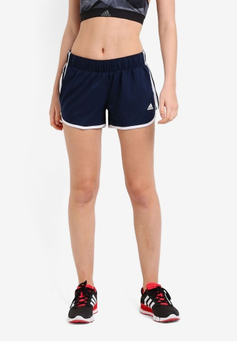 16302ff716d4 Shop adidas adidas Performance M10 Woven Shorts Online on ZALORA Philippines