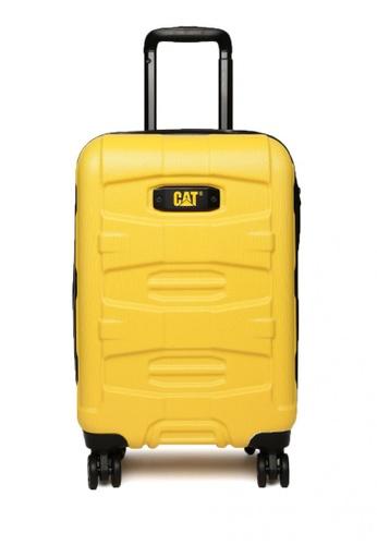 "CAT CAT Tank 18"" Trolley-CAT Yellow CA873AC61UUOSG_1"