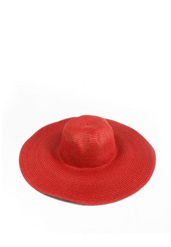 Shop HEY SWEETY Straw Wide Floppy Hat Online on ZALORA Philippines c043909d4d4