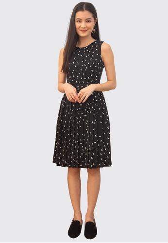 L'zzie black LZZIE KYOMI DRESS - BLACK 11EFDAA8502C16GS_1