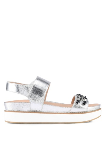 Call It Spring silver Umoinna Sandals 3F0C7SH9D4094EGS_1