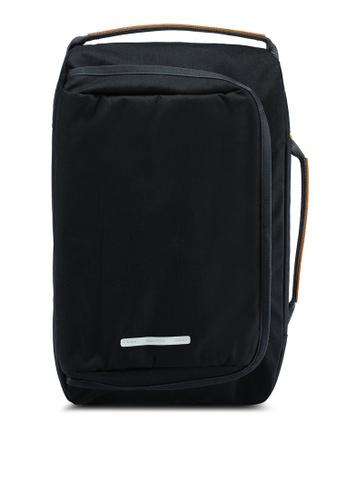 "Rawrow black Square 2Way Original 114 Cordura 15"" Backpack 706F5AC3AEF5B0GS_1"