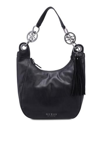 Guess Black Alana Hobo Bag Ded19ace4ead37gs 1