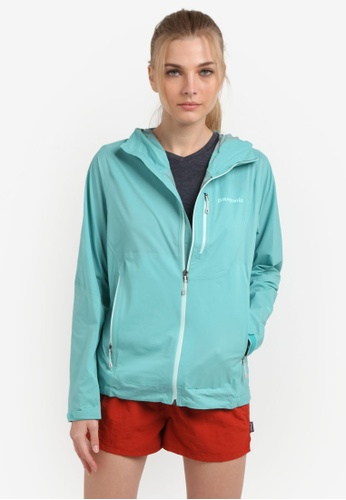 Patagonia blue Stretch Rainshadow Jacket PA549AA0RQDQMY_1