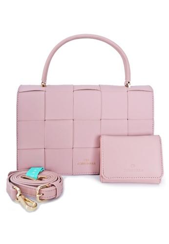 CHRISBELLA MALAYSIA Chrisbella Kendall in Pink 964A7ACF4F241FGS_1