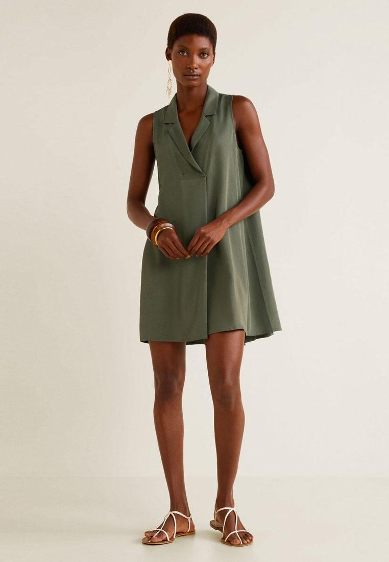 Shirt Green Green Mango Dress Mango Dress Flowy Shirt Shirt Dress