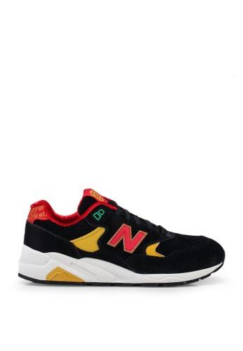 New Balance black Classic 580 CNY Classic Running BE243SHD98A13DGS_1