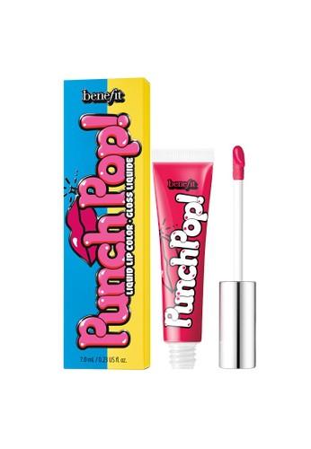 Benefit pink Benefit Punch Pop! Liquid Lip Colour (Cherry) 9C5BABEC862A22GS_1
