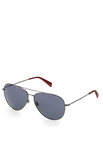 Levi's red Lv 1006/S Sunglasses AB91EGL0E5B6DAGS_1