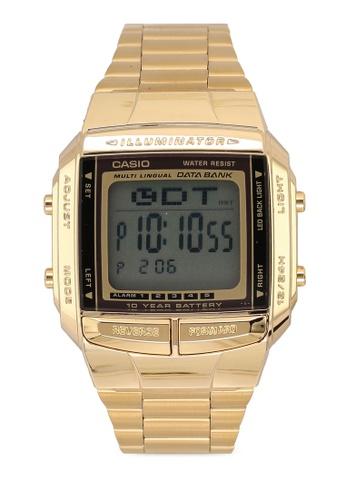 Casio gold Casio Watch DB-360G-9ADF 58D1CACE1EBAFCGS_1