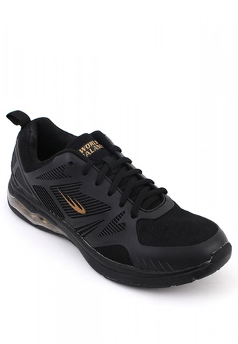 World Balance black Olymph MS Sneakers 7263DSHD9C8B83GS_1