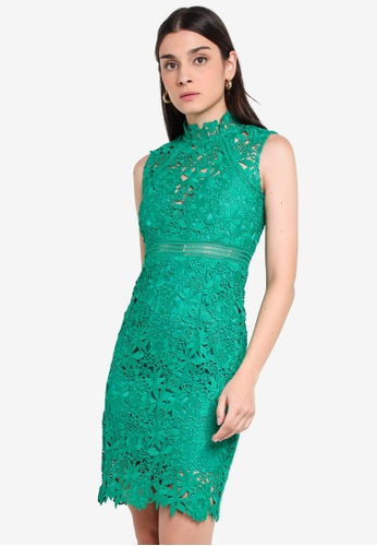 Eleni Lace Dress