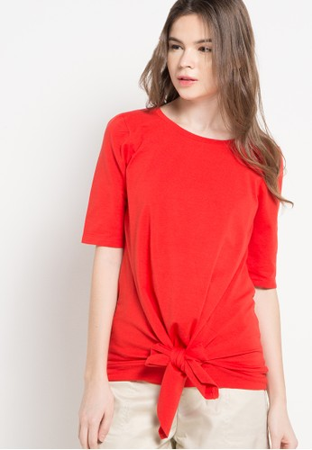 GRAPHIS red Short Sleeve T GR530AA24CYXID_1
