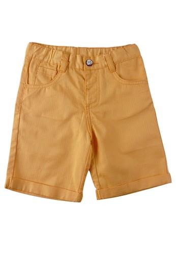 KIDS ICON yellow KIDS ICON - Celana Pendek Anak Laki-laki Colours Baby 03-36 Bulan - CBCT1500200 E1A10KA50311E3GS_1
