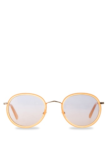 Kimberley Eyewear orange The Vow Sunglasses KI426GL43SKUPH_1