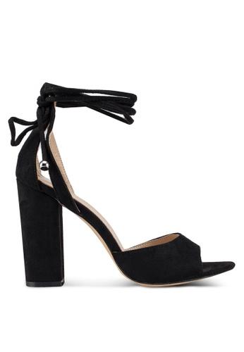 Public Desire black Frenchie Heels 05B38SH334F6EDGS_1