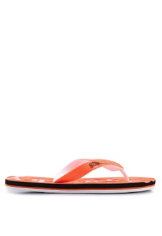 Superdry orange Scuba Perforated Flip Flops 77806SH021E8B0GS 1 dc22b54b5