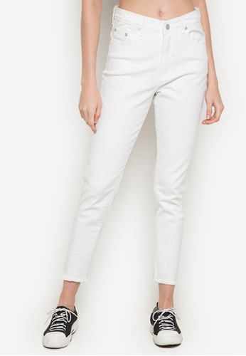 NEXT white Basic Skinny Jeans NE725AA0K1OEPH_1