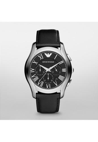 Emporio Armani VALENTE紳士系列腕錶 AR1700,esprit門市 錶類, 紳士錶