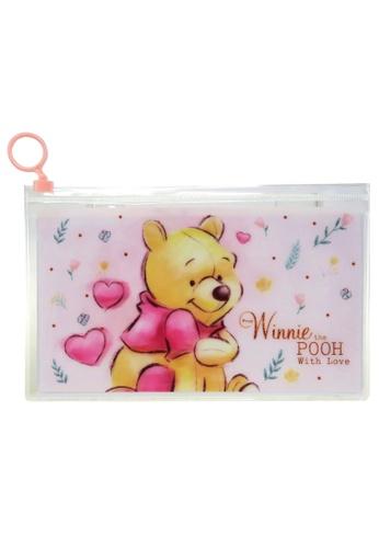 Winnie The Pooh Disney Winnie The Pooh Zip Lock Pouch 2C88DKC1C5C14DGS_1