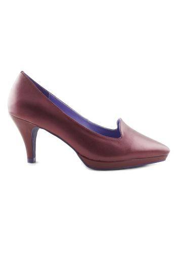 Flatss & Heelss by Rad Russel red Elegant Platform Heels FL655SH16HMPSG_1