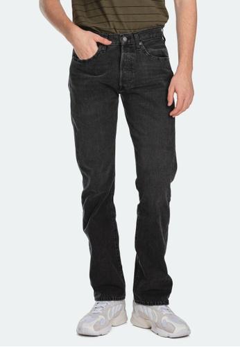Levi's black 501® Original Fit Jeans 00501-2861 FE3A6AAEBBBA8CGS_1